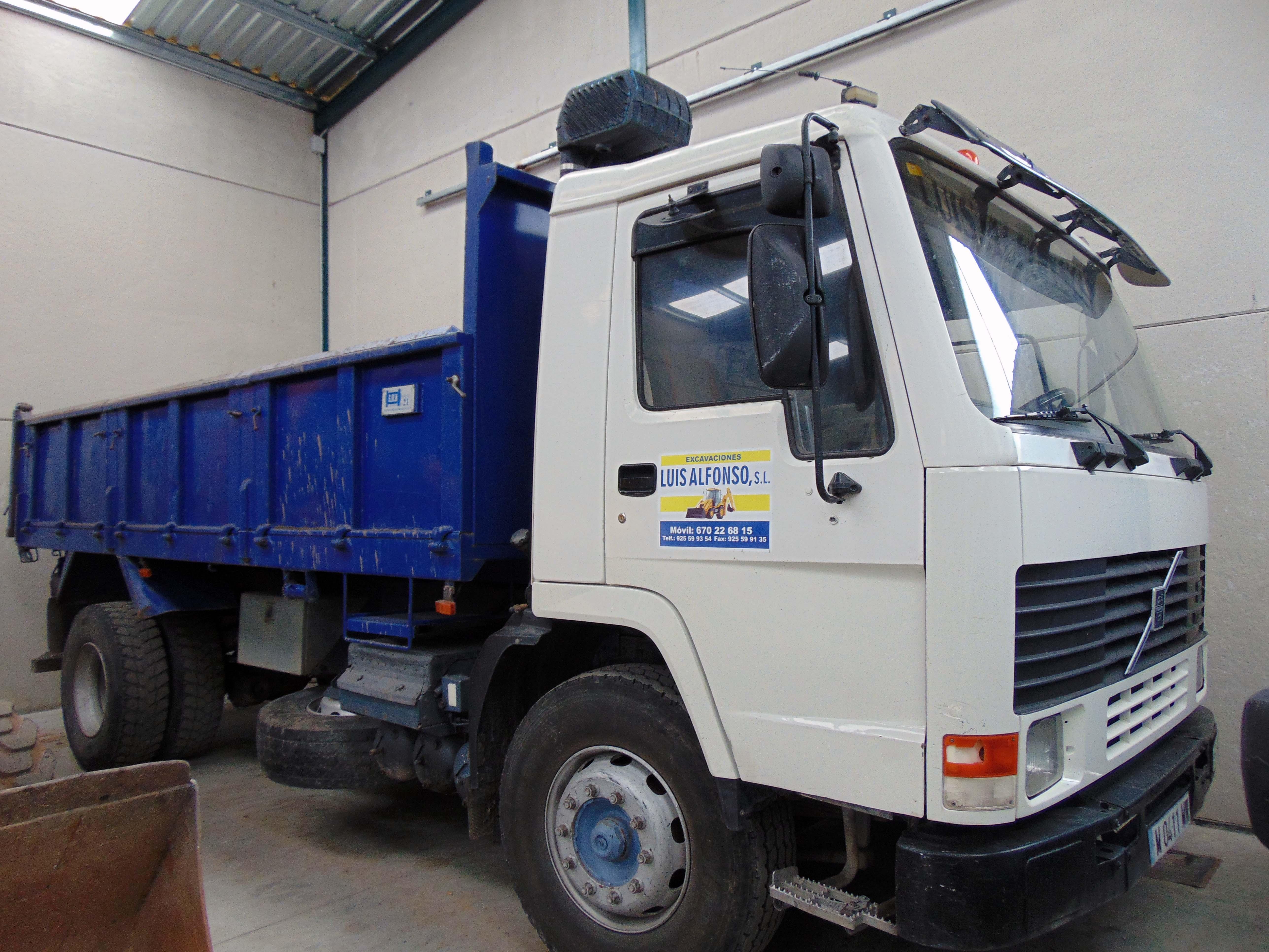 camiones para todo tipo de transporte